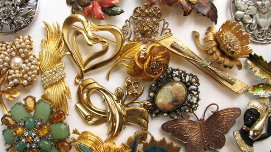 Мода на ювелирные изделия за 100 лет