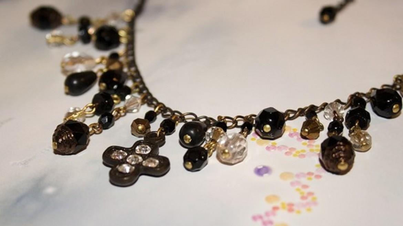 Черное золото — источник идей для ювелиров